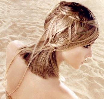 Cortes de pelo y peinados otoño invierno 2008 2009 , Peinados 2009
