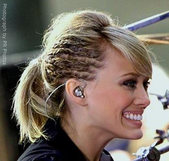 peinados pelo largo y suelto fotos peinados pelo corto peinados de fiesta noche o gala fotos