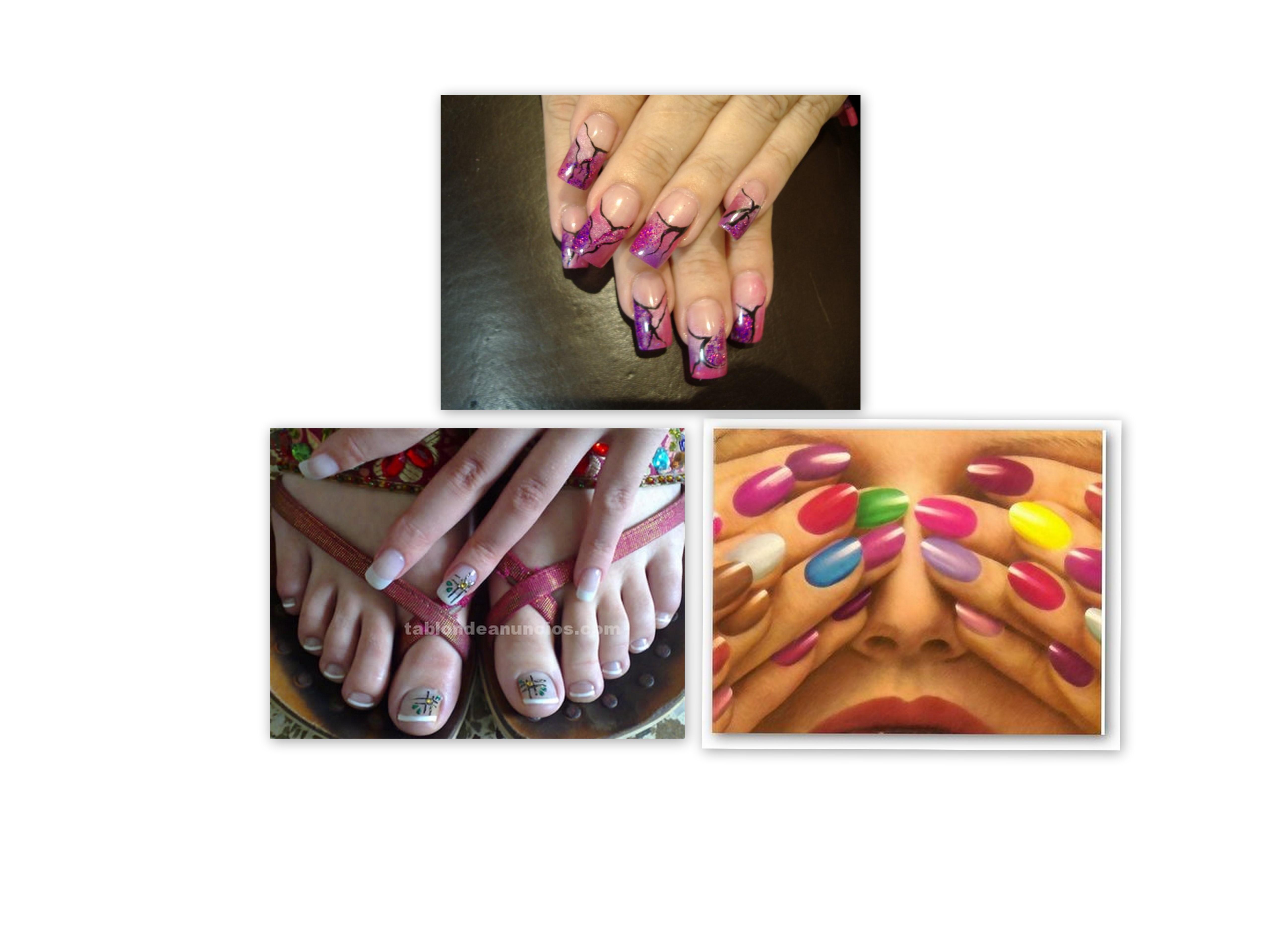 Aqui tienes algunos consejos más sobre uñas: