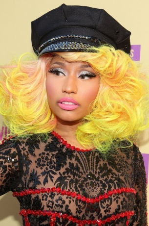 Download Peinados Famosas Nicky Minaj Mtv Vmas Thumb