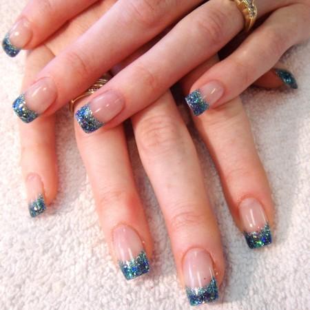 LE gel nails