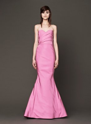 embedded_Vera_Wang_Fall_2013_Bridal_Gown_Pink