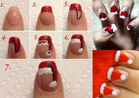 embedded_DIY_santa_hat_nail_art