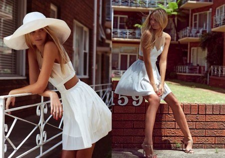 embedded_white_dress_outfit_for_summer