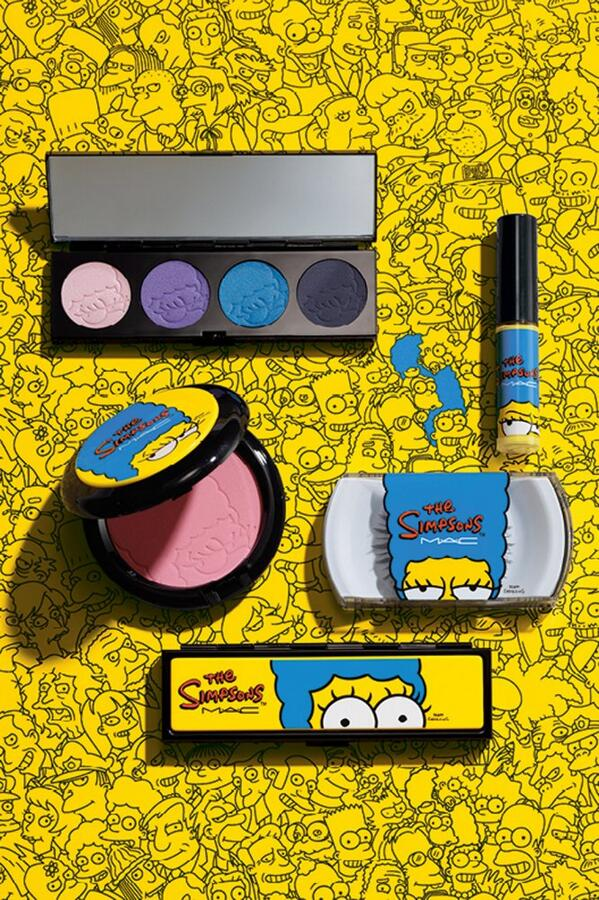 mac-marge-simpson-makeup