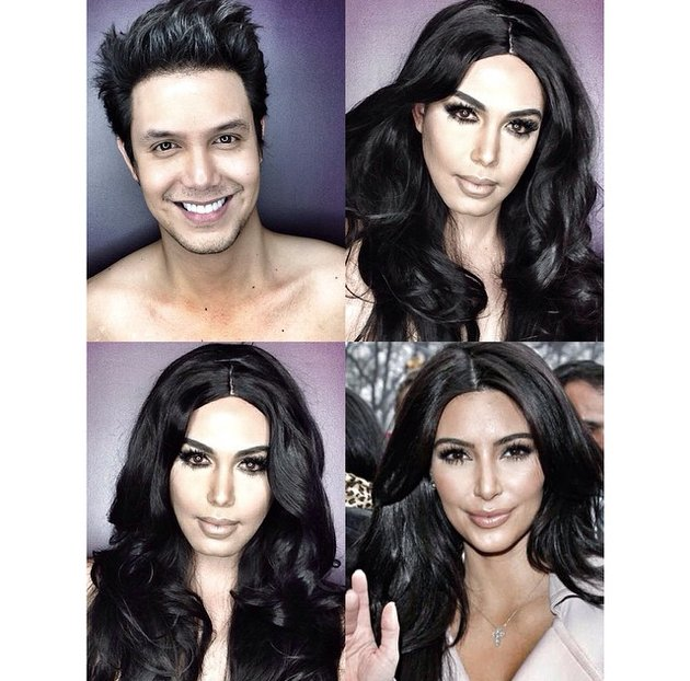 embedded_man_transforms_into_kim_kardashian_with_makeup