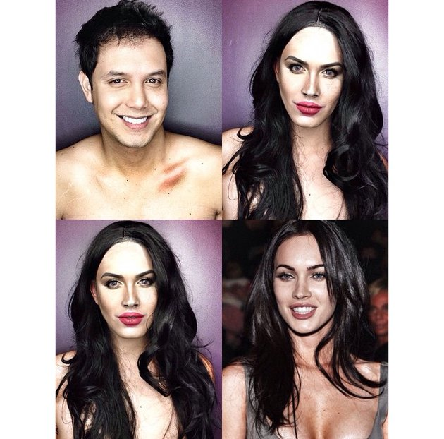 embedded_man_transforms_into_megan_fox_with_makeup