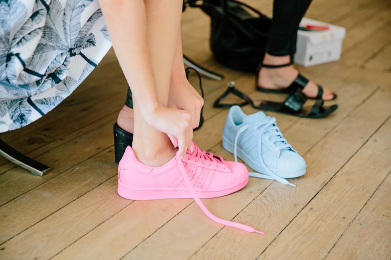 Adidas Originales De Colores