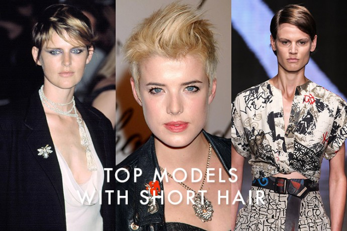 famous-short-hair-models