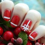 Lovely-Christmas-Stylish-Nail-Art-Design-And-Ideas-2013-–-14