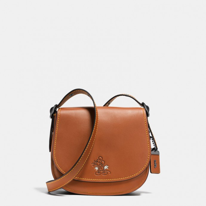 Coach-Disney-Mickey-Saddle-Bag-23-Leather