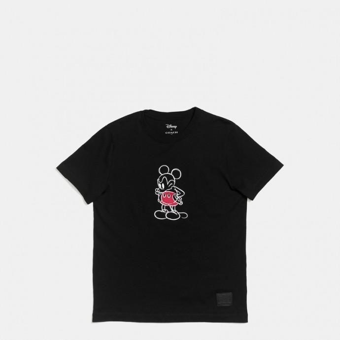 Coach-Disney-Micky-T-Shirt