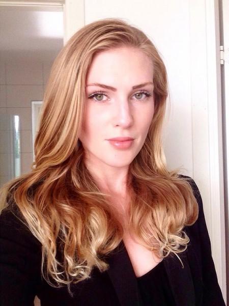 Strawberry-Blonde-Hair-Look
