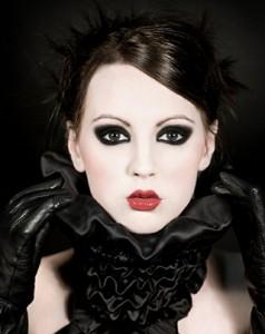 maquillaje gotico2