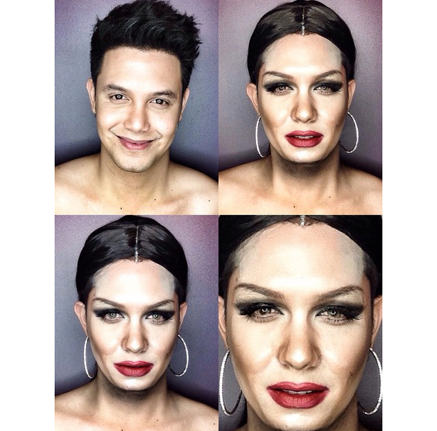 embedded_man_transforms_into_jessie_j_with_makeup