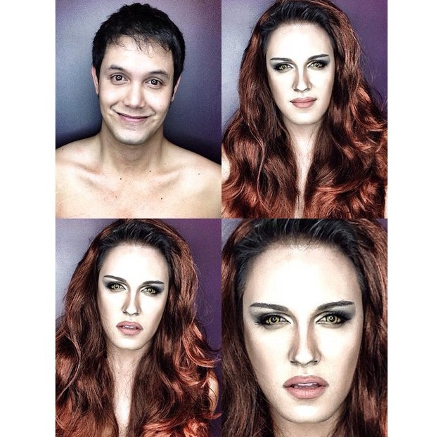 embedded_man_transforms_into_kirsten_stewart_as_bella_with_makeup