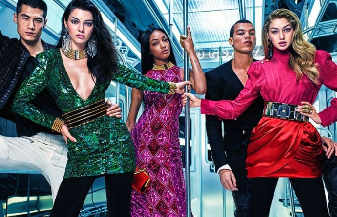 Balmain-HM-2015-Campaign-Collaboration-Picture-005