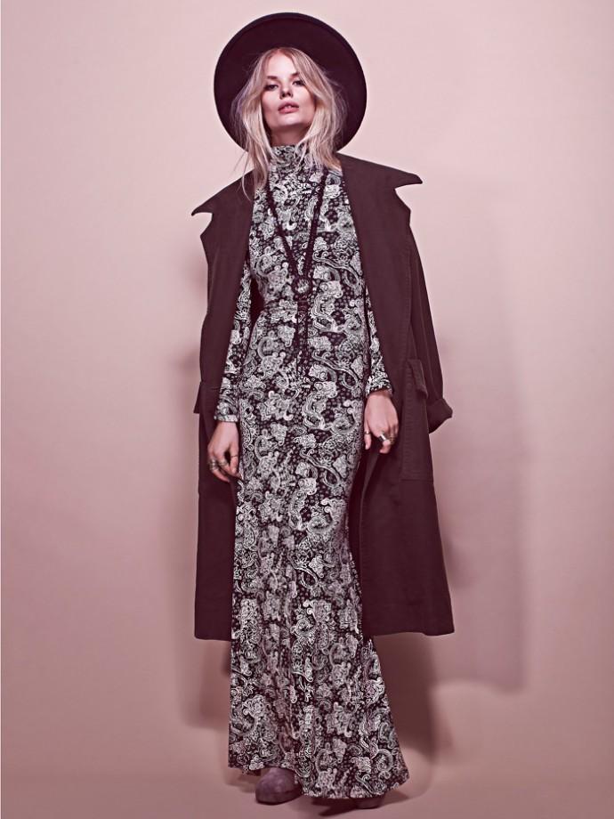 Novella-Royale-Blackbird-Maxi-Dress