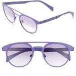 Italia-Independent-55mm-Round-Sunglasses