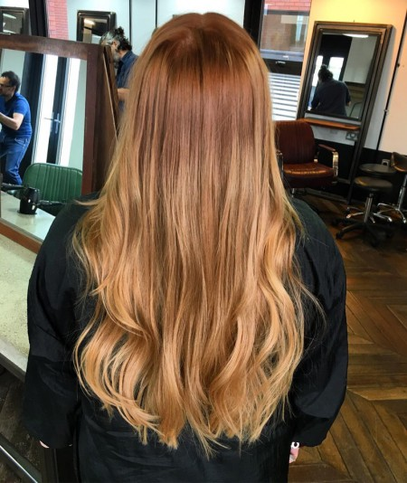 Strawberry-Blonde-Copper-Highlights