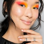 06-carmen-marc-valvo-fall-2017-soft-rose-gold-metallic-nails